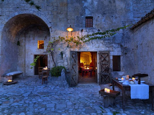 cave Hotel Le Grotte della Civita
