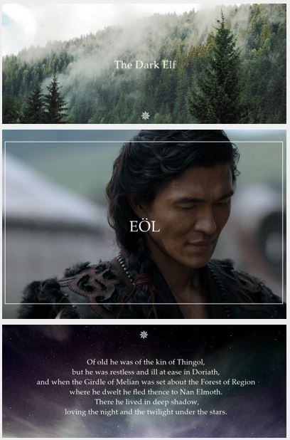 "DREAMCASTS → RICK YUNE AS EÖL          ""[…] The trees of Nan Elmoth were the tallest and darkest in all Beleriand, and there the sun never came; and there Eöl dwelt, who was named the Dark Elf.""          ""[…] He shunned the Noldor, holding them to blame for the return of Morgoth, to trouble the quiet of Beleriand; but for the Dwarves he had more liking than any other of the Elvenfolk of old. From him the Dwarves learned much of what passed in the lands of the Eldar.""          jrr. tolkien"