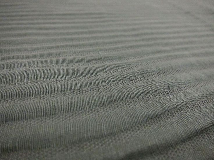 Silk and Linen Matelassé