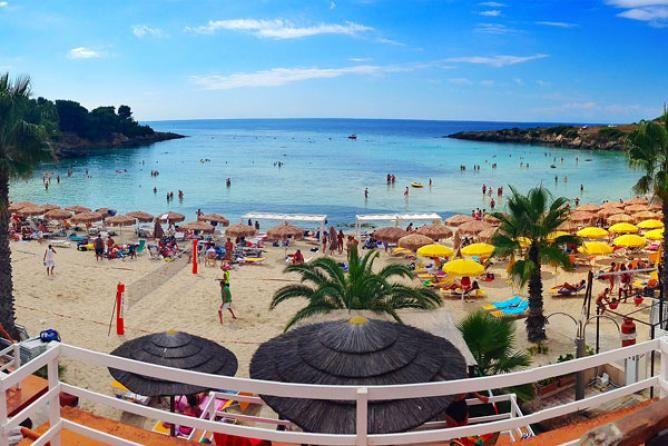 ITF LEPORANO: Lido Gandoli, beach tennis in una location da sogno