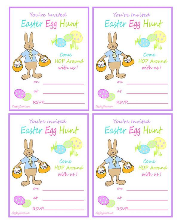 13 Best Easter Dinner & Party Invitations Images On Pinterest