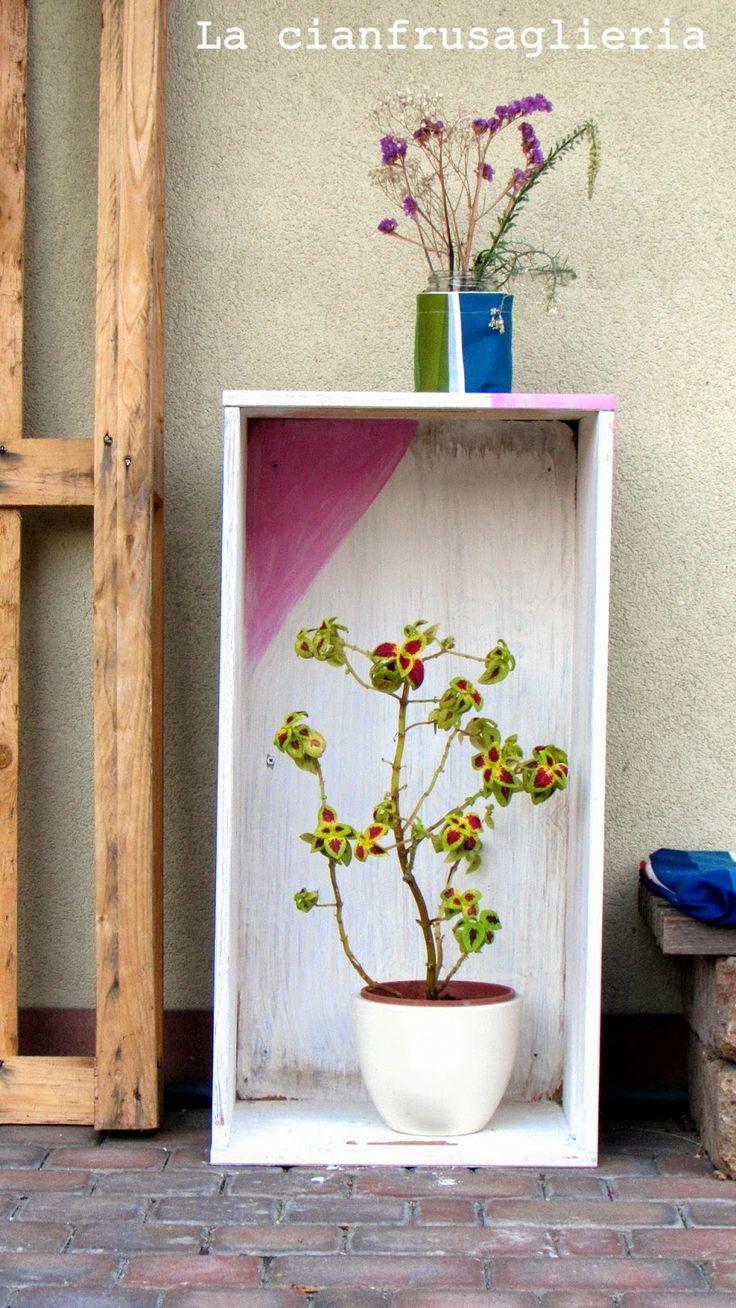 Pi di 25 fantastiche idee su mobili da giardino su - Mobili da giardino fai da te ...
