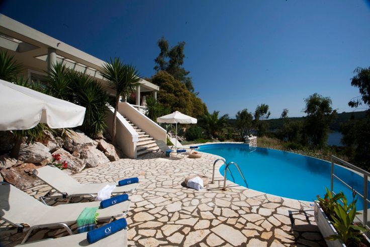 Villa Eva part of Bella Mare #corfuhotel , http://www.belmare.gr/