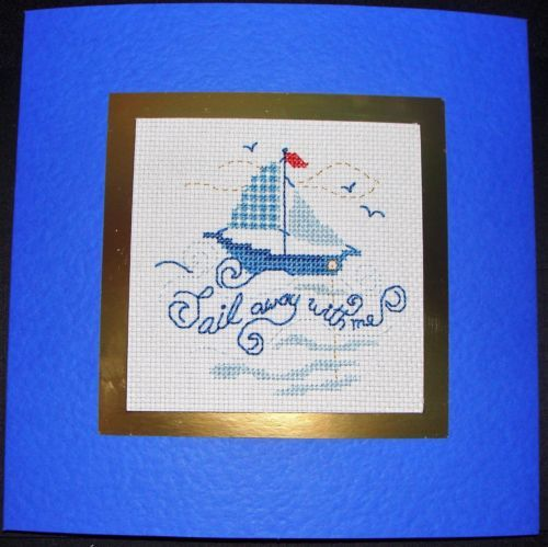 Completed-Cross-Stitch-Extra-Large-Card-Sail-Away-With-Me
