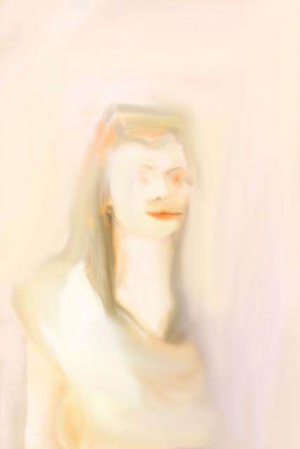 "Marcelina  Braga Dias: ""MARCELA"", portrait of people, 2013"