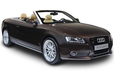 Lease prijs Audi A5 Cabriolet vanaf € 852 per maand