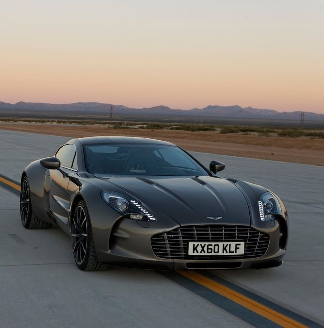 Beautiful Aston Martin One 77 #CarFlash