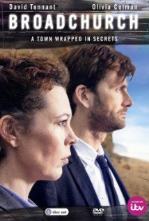 Broadchurch (TV Series 2013– )  Excellent British series.  The mystery continues with each episode.  Highly recommend it.  To be shown on BBC America and Showcase in Canada.