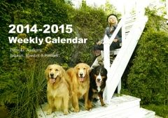 DA-046_WEEKLY CALENDAR 2014-2015 photo by Kazuco Tanaka http://cannosan.wix.com/canno#!untitled/c192e