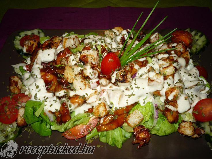 Kipróbált Cézár saláta recept egyenesen a Receptneked.hu gyűjteményéből. Küldte: Balog Erika