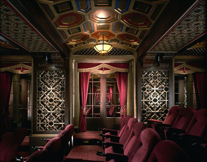 808 best Ultimate Home Theater Designs images on Pinterest | Home ...