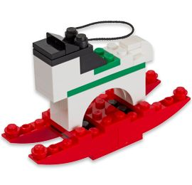 CELEBRATE EVERY MONTH WITH A MINI BUILD! | LEGO Shop (download a different pattern each month)