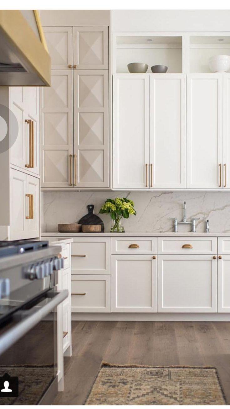 The Diamond Design On The Cabinets Is Bombdotcom Bold Kitchen Designs Geometric Cabinets Ecle Trendy Kitchen Backsplash Kitchen Design Modern Kitchen