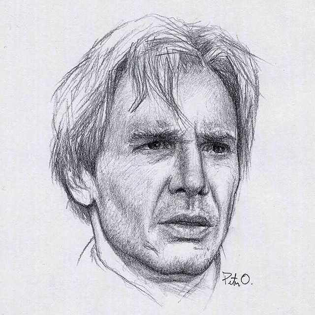 Reposting @uptighturbanite_art: Not Han Solo, not Indiana Jones. Dr. Richard Walker from Roman Polanski's Frantic - my favourite Ford movie. His best stuff was in the 80's with Witness, the Mosquito Coast and Blade Runner. Nice surprise to see him do Age of Adaline.