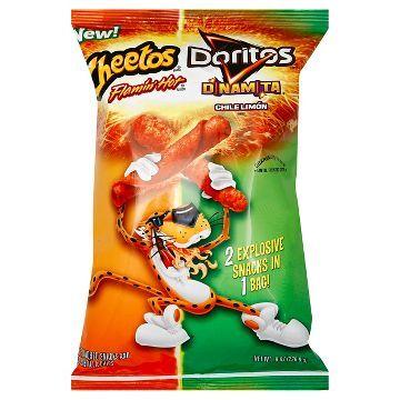 Cheetos Crunchy Flamin' Hot Cheese Flavored Snacks 8 oz