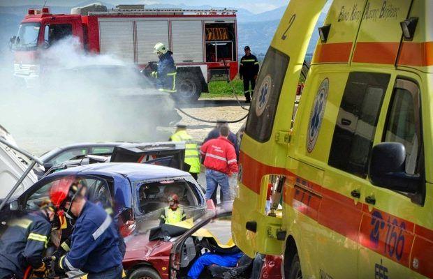 ΕΙΔΙΚΟΤΗΤΑ ΔΙΑΣΩΣΤΗΣ: Τραγωδία με τρεις νεκρούς στην Κρήτη! Φονική σύγκρ...