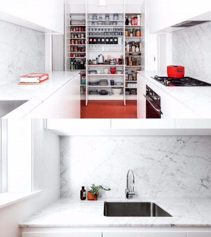 49 best cocinas tu casa bella images on pinterest for Cocinas grandes