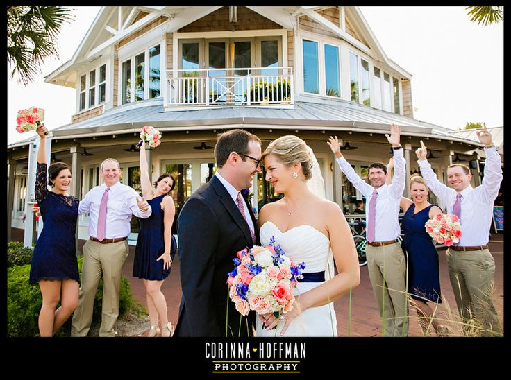 Beach House Wedding Jacksonville Fl