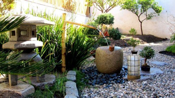 1000 id es propos de fontaine bambou sur pinterest fontaines d 39 ext rieur fontaine d - Amenagement petit jardin bambou calais ...