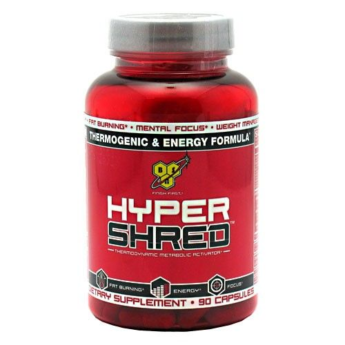 BSN Hyper Shred Information & Reviews