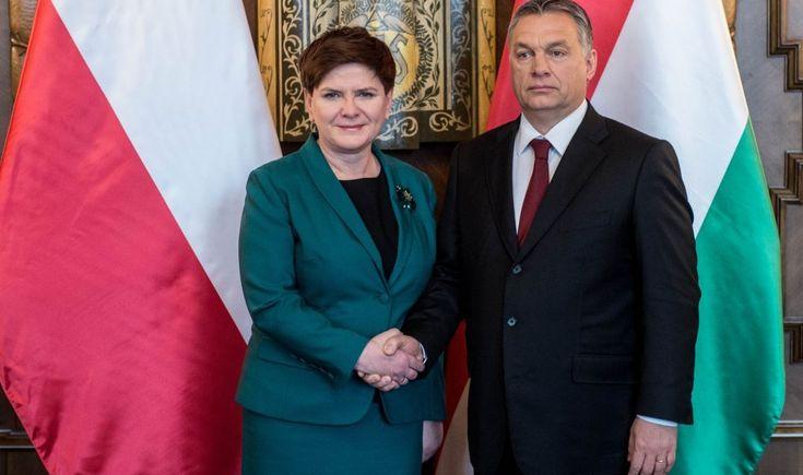 """Maďarsko oznámilo, že bude vetovat jakékoliv plány odebrat Polsku jeho hlasovací práva v Evropském parlamentu, a protipolskou rezoluci označilo za """"nepřipadající v úvahu."""" Místopředseda…"""