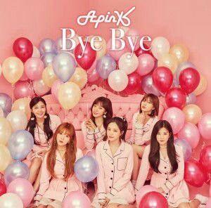 Apink new japanese single BYE BYE