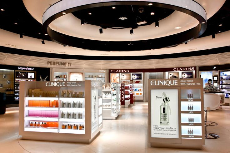 Project name: DUBLIN AIRPORT TERMINAL 2 | Project location: DUBLIN, IRELAND | Sales area: 1.600 m² | Opening: 11/2010  Umdasch Shopfitting - Travel Retail