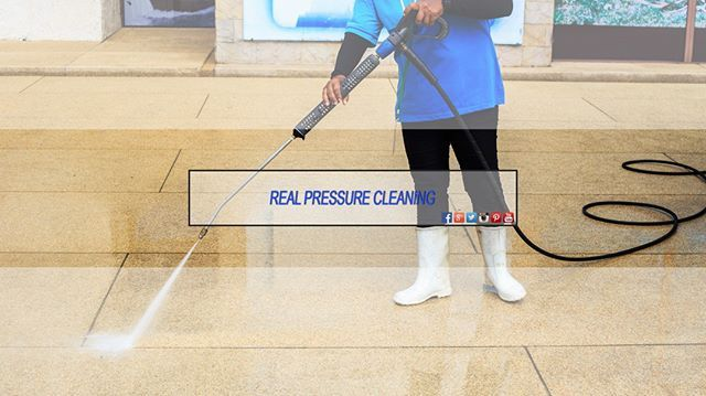 Real Pressure Cleaning Is A Washing Service In Hollywood Fl