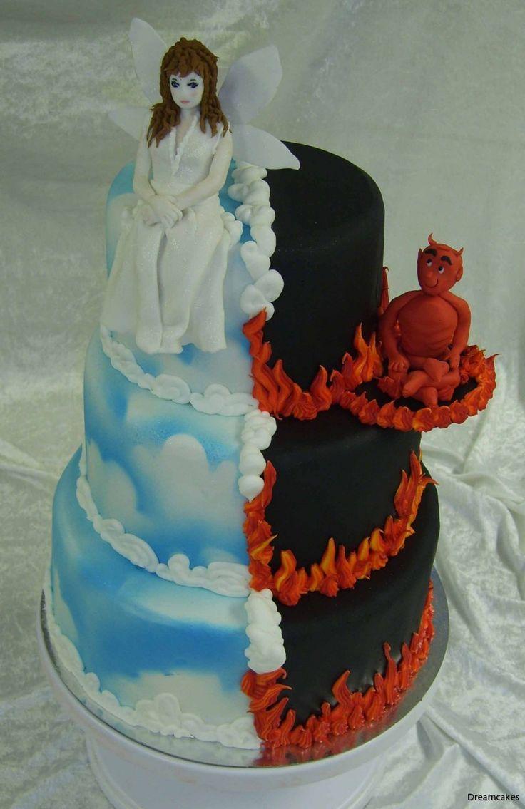 En av de absolut roligaste tårtorna jag fått äran att göra!