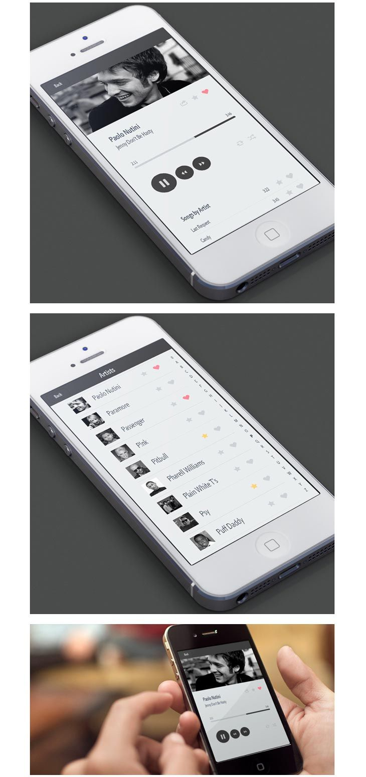 Daily Mobile UI Design Inspiration #53