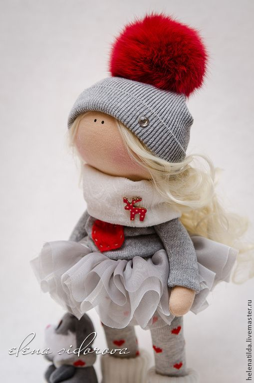 Коллекционные куклы ручной работы. Ярмарка Мастеров - ручная работа Gerda. Handmade.
