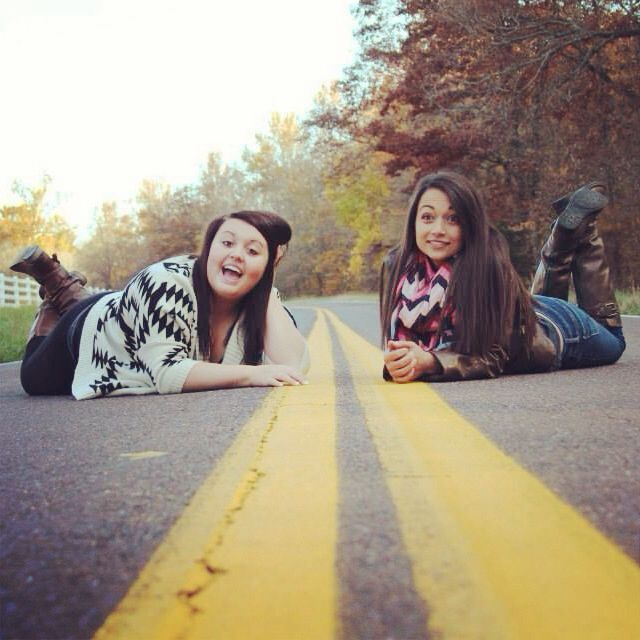 Fall  photoshoot with my bestfriend