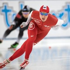 1500m Men's Competition of the Speed Skating World Cup in Berlin