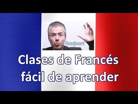 Clases de Francés Fácil / Cursos de Francés Gratis / Aprender Francés - YouTube