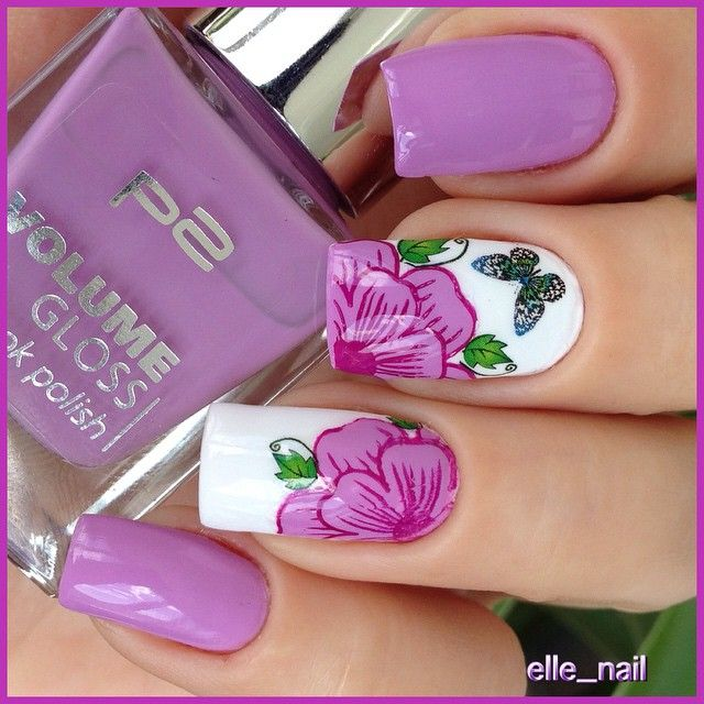 Instagram media elle_nail #nail #nails #nailart