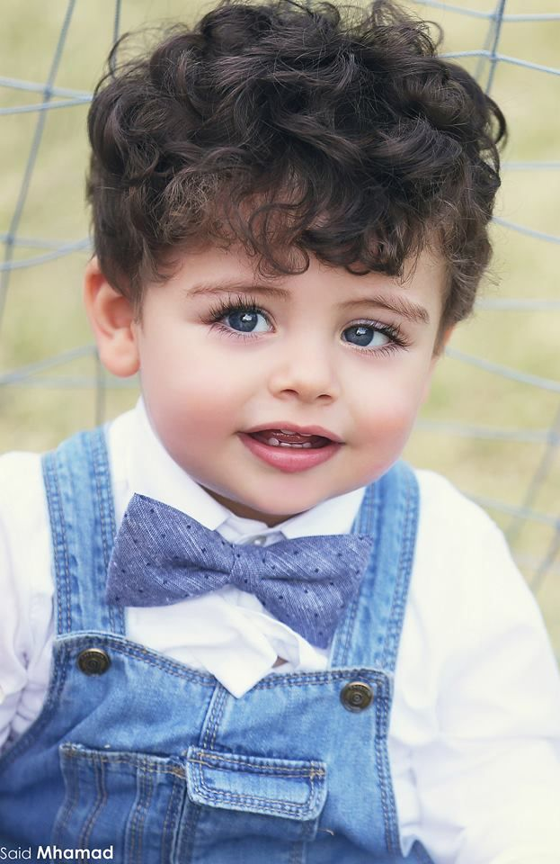 Cute Boy By Said Mhamad Photography I Just Love