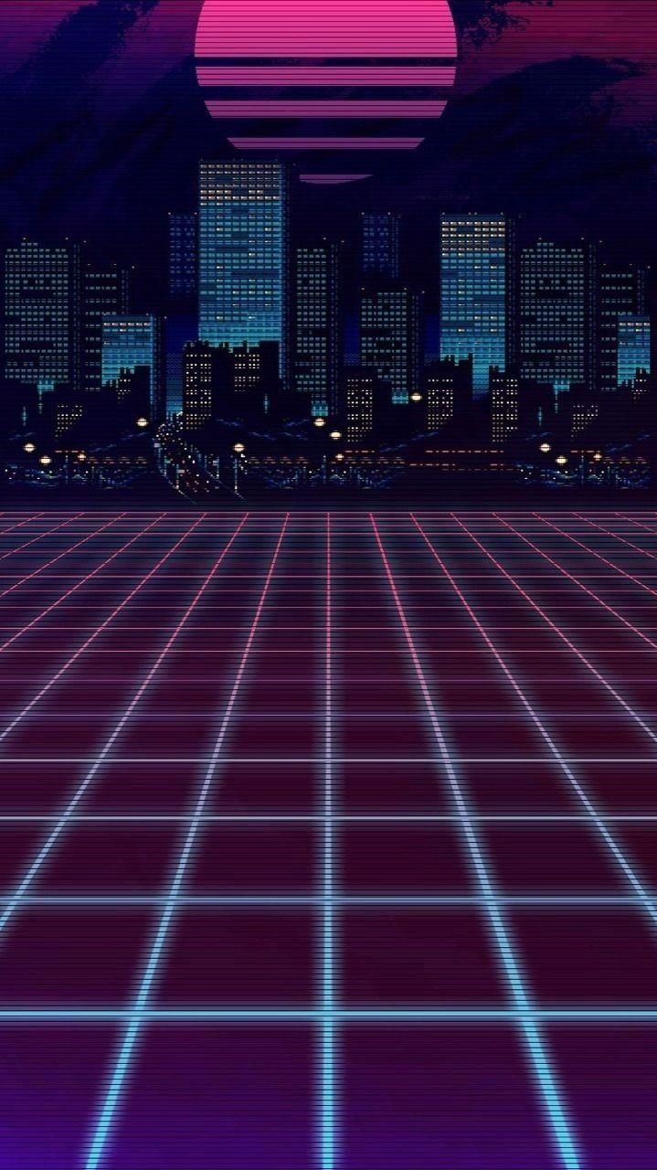 Pin By Futuredevilpup On Tr00wav3 Ii Tech Noir Vaporwave Wallpaper Neon Wallpaper Aesthetic Wallpapers