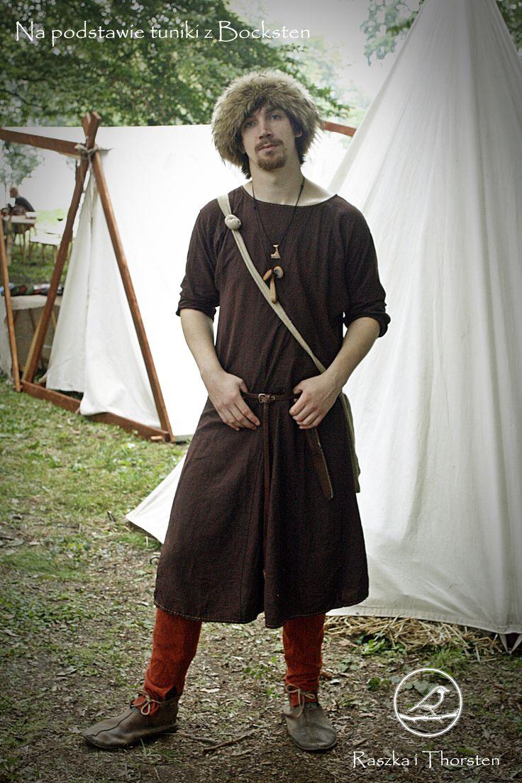 Linen Bocksten tunic