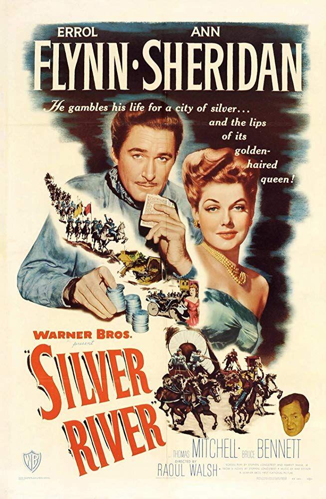 errol flynn silver river dieulois