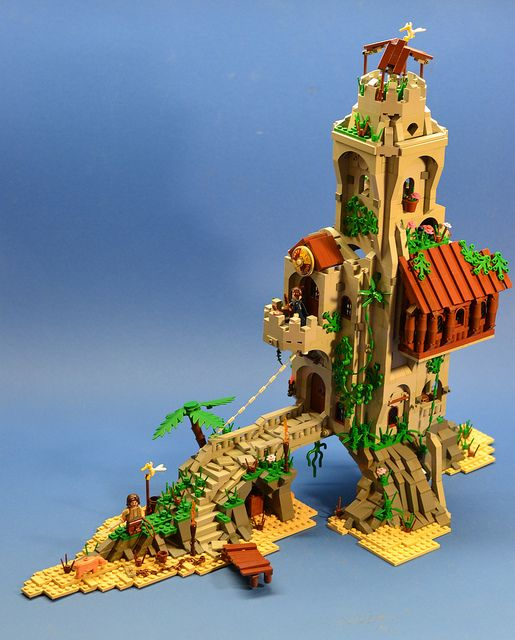 Inspiring Lego creation