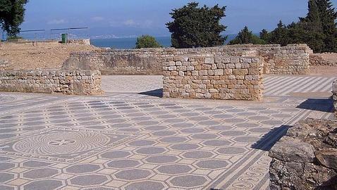 «Pompeyas» en España: ocho «ruinas» sobresalientes- AMPURIAS (SAN MARTÍN DE AMPURIAS, GERONA