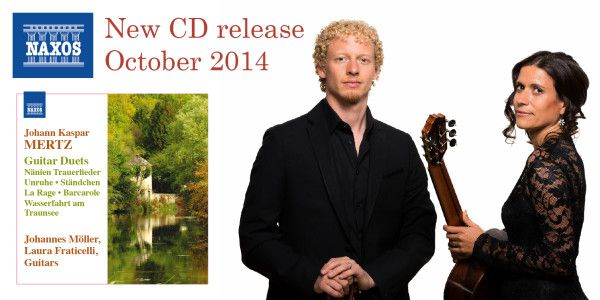 october-CD-release Möller-Fraticelli Guitar Duo