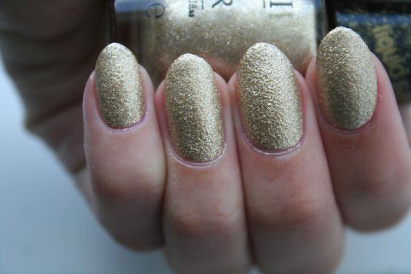 OPI Bond Girls Honey Ryder http://beautyeditor.ca/2013/07/10/the-textured-polishes-i-couldnt-stand-have-turned-into-my-latest-obsession/