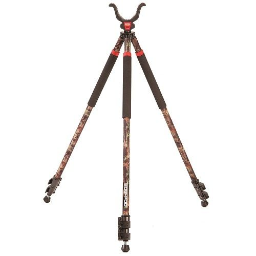 Bog-Pod CLD-3 Camo Legged Devil Tall Tripod Shooting Stick