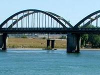 Balclutha Road Bridge, Balclutha my old home town.