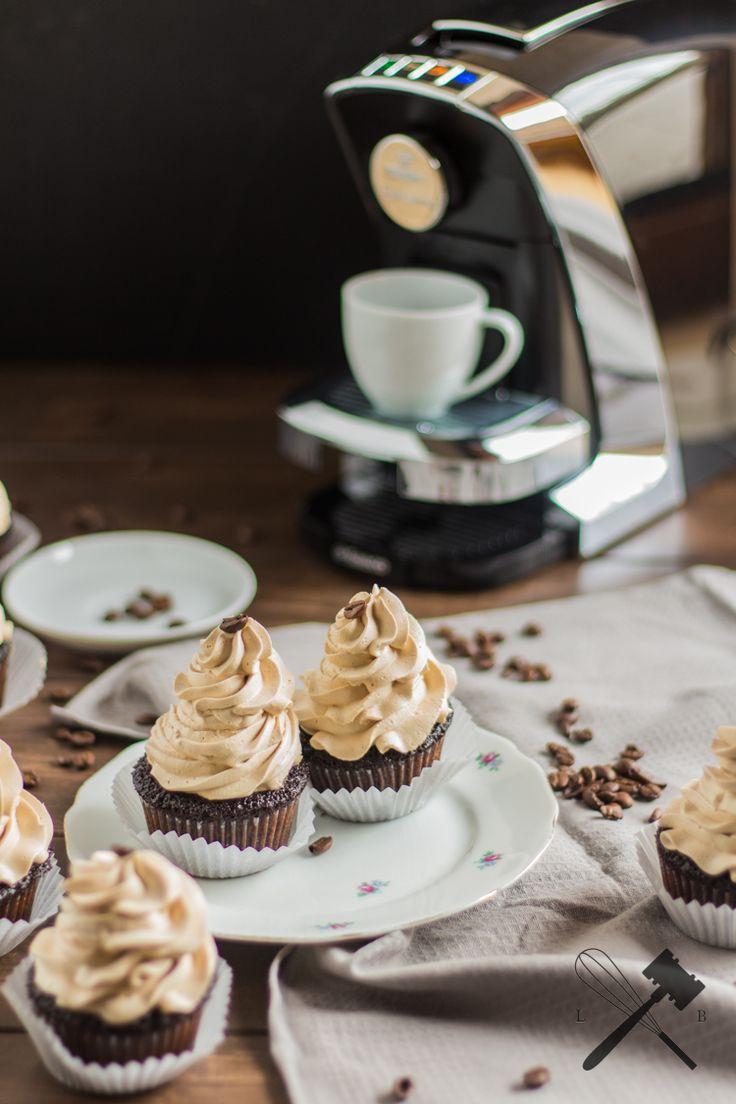 MOKKA CUPCAKES und die neue Cafissimo TUTTOCAFFÈ [Werbung] | Law of Baking
