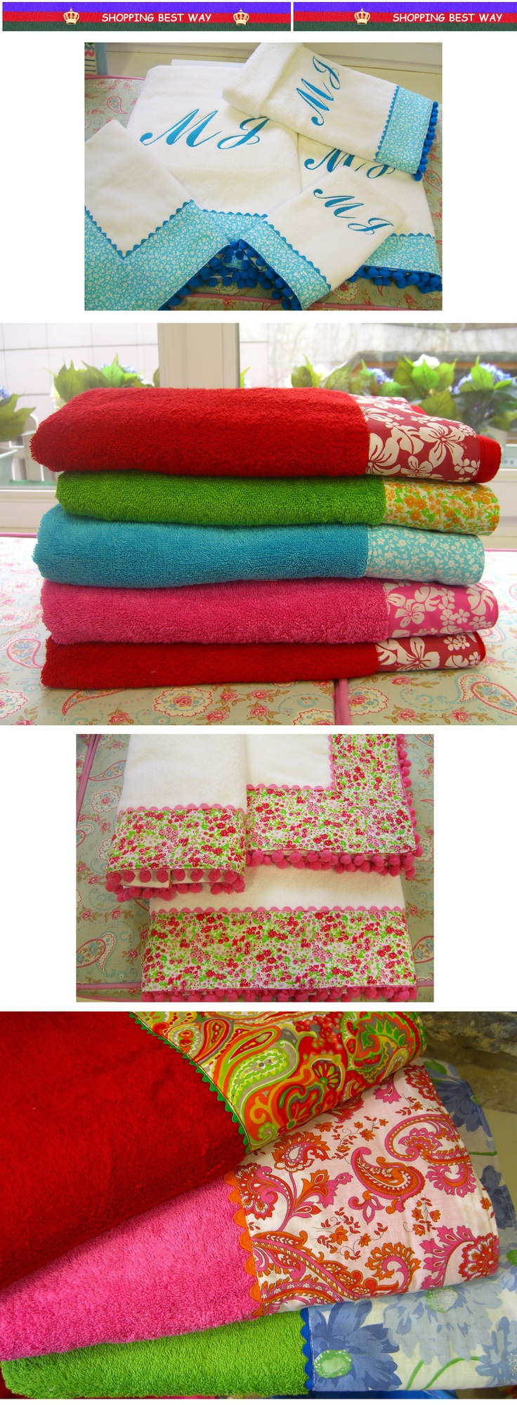 Towels always essential for your home. #Shopping Best Way.