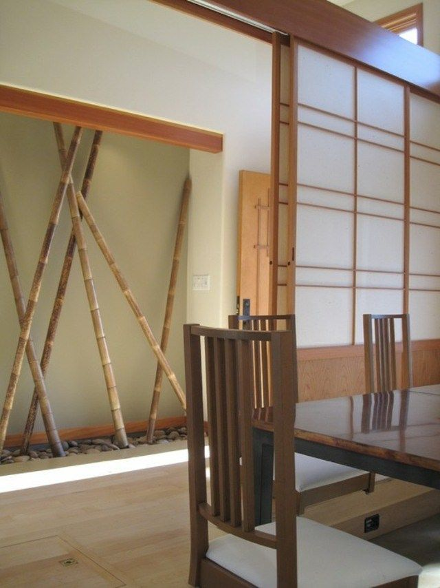 Bambus Deko Fur Ein Originelles Und Modernes Interieur