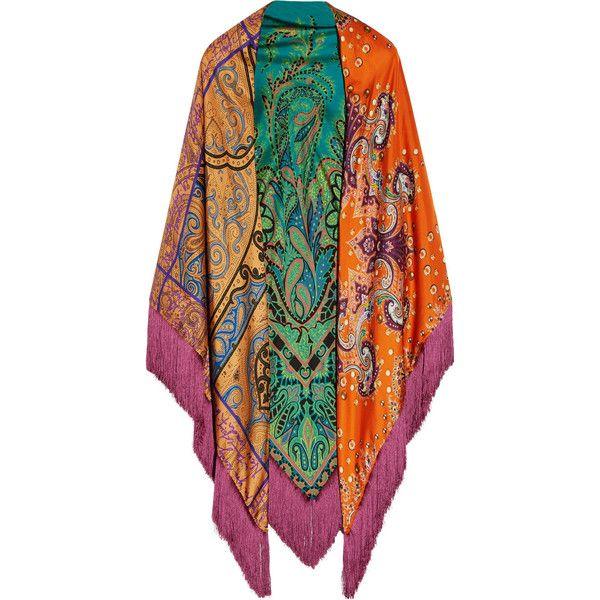 Cashmere Silk Scarf - OLEO by VIDA VIDA nqbib7