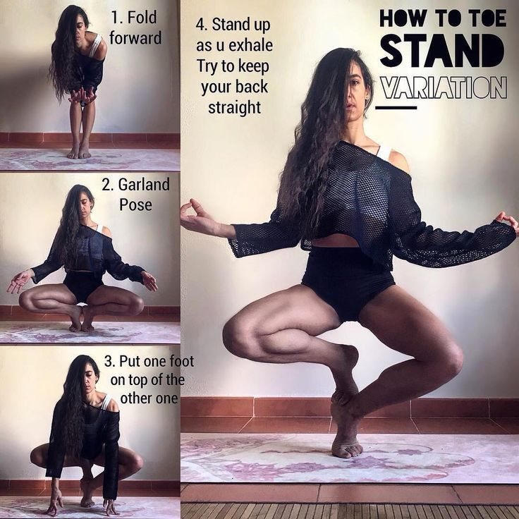 TOE STAND VARIATION ———– Fitness Mode Onlin…
